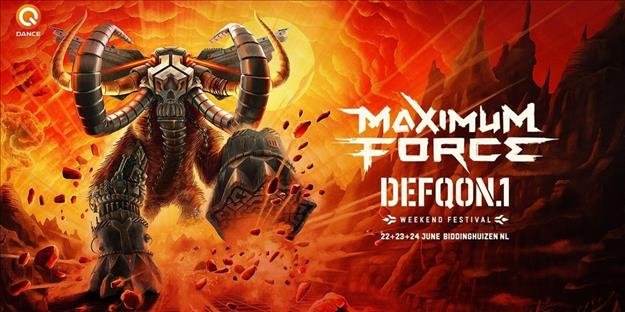 Defqon 1 2018 : Maximum Force