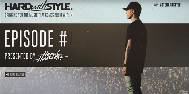 Hard With Style - Episode 86 - Presented by Headhunterz