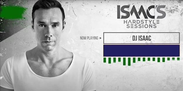 ISAAC'S HARDSTYLE SESSIONS #96 | AUGUST 2017