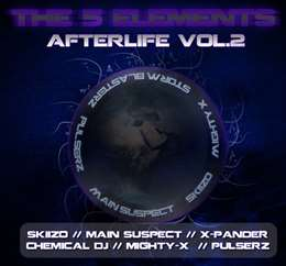 Compilation :  - The 5 Elements presents Afterlife Vol.2