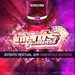 Compilation :  - Scantraxx presents Intents Festival - The harder Styles