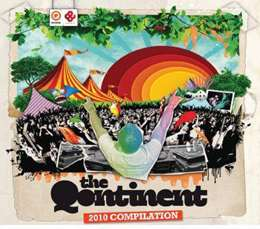Compilation :  - The Qontinent : 2010 Compilation