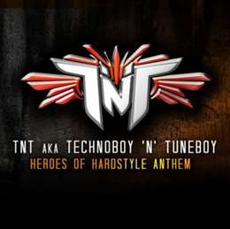 TNT - Heroes Of Hardstyle Anthem
