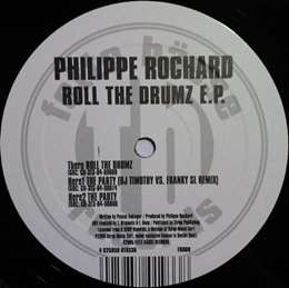 Philippe Rochard - Roll The Drumz