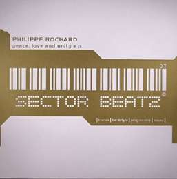 Philippe Rochard - Peace, Love And Unity