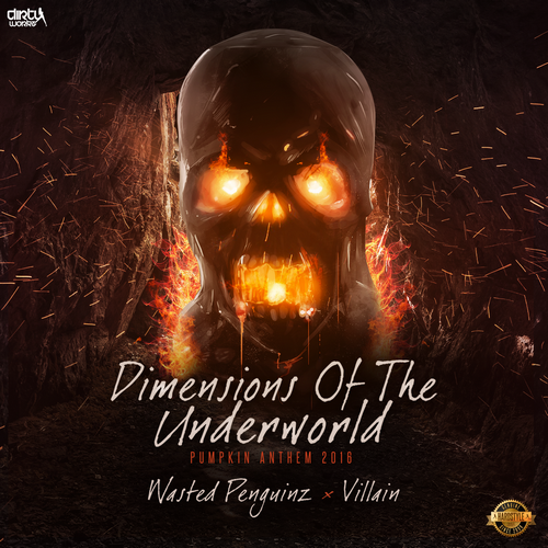 Wasted Penguinz - Dimensions of the Underworld (Pumpkin 2016 Anthem)
