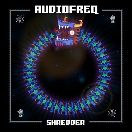 Audiofreq - Shredder