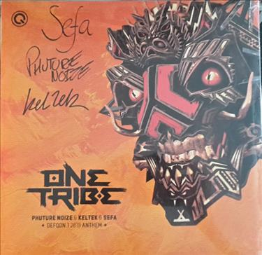 Phuture Noize - One Tribe (Defqon.1 Festival Anthem 2019) (Feat. Sefa)