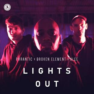 Phrantic - Lights Out (Feat. Broken Element & Alee)