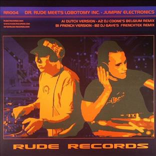 Dr Rude - Jumpin' Electronics (Feat. Lobotomy Inc.)